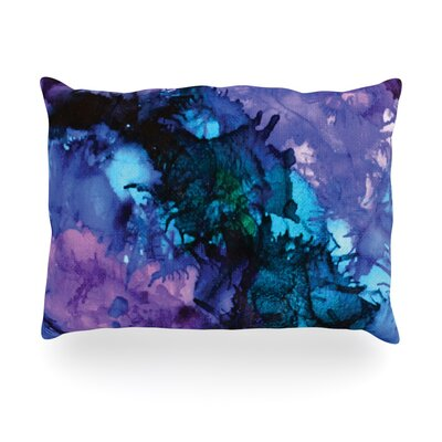 Soul Searching Outdoor Throw Pillow Size: 14 H x 20 W x 3 D