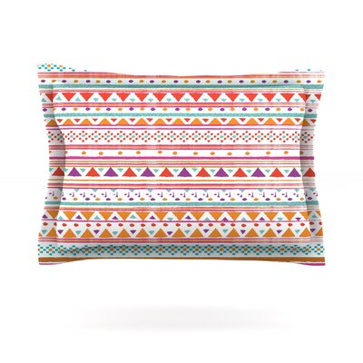 Nika Martinez Native Bandana Featherweight Sham Size: Standard, Fabric: Cotton
