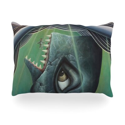 Jonah Outdoor Throw Pillow Size: 14 H x 20 W x 3 D