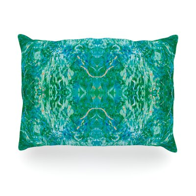 Eden Outdoor Throw Pillow Size: 14 H x 20 W x 3 D