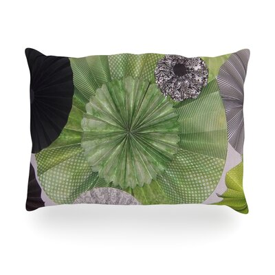 Serenity Outdoor Throw Pillow Size: 14 H x 20 W x 3 D