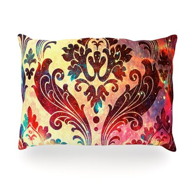"""Kess InHouse Galaxy Tapestry Outdoor Throw Pillow - Size: 14"""" H x 20"""" W x 3"""" D at Sears.com"""