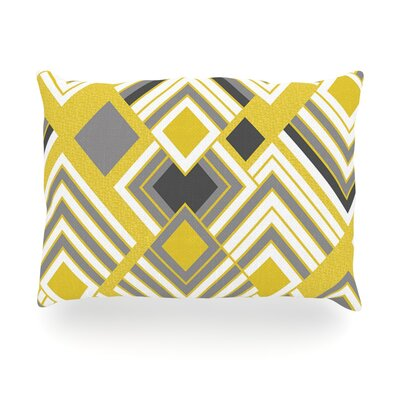 Luca Outdoor Throw Pillow Size: 14 H x 20 W x 3 D