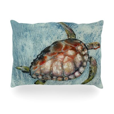 Home Bound Outdoor Throw Pillow Size: 14 H x 20 W x 3 D