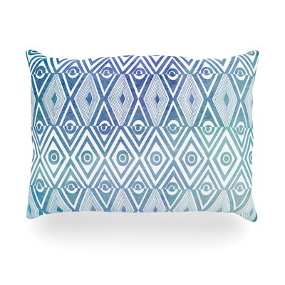 Tribal Empire Outdoor Throw Pillow Size: 14 H x 20 W x 3 D