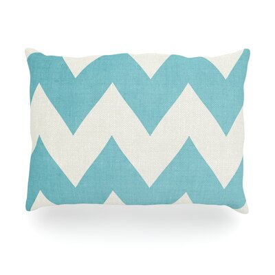 Salt Water Cure Outdoor Throw Pillow Size: 14 H x 20 W x 3 D