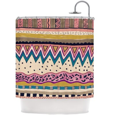 Koko Shower Curtain