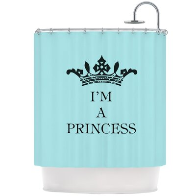 Im A Princess Shower Curtain