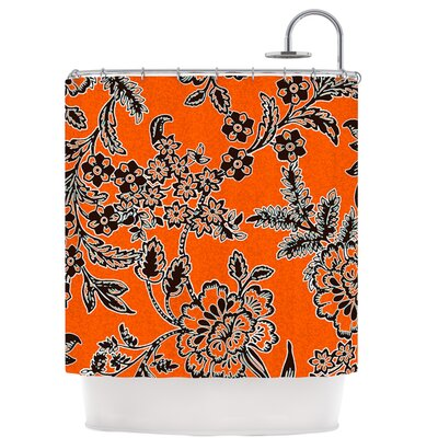 Shower Curtain Color: Blossom