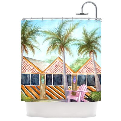 MCT on Sanibel Shower Curtain