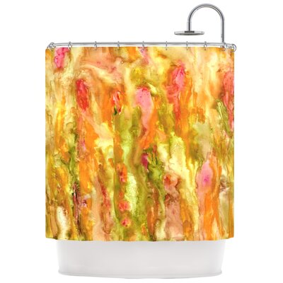 Walk in The Forest Shower Curtain