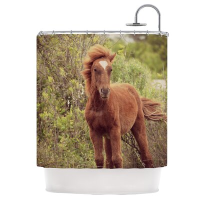 Confuscous Shower Curtain