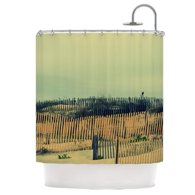 Carova Dunes Shower Curtain
