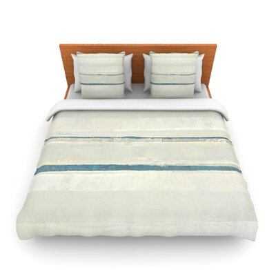 Input by CarolLynn Tice Woven Duvet Cover Size: King/California King