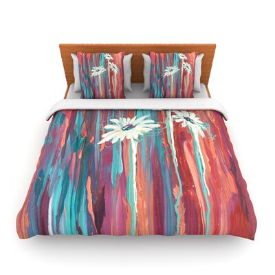 Whole Woven Duvet Cover Size: Queen