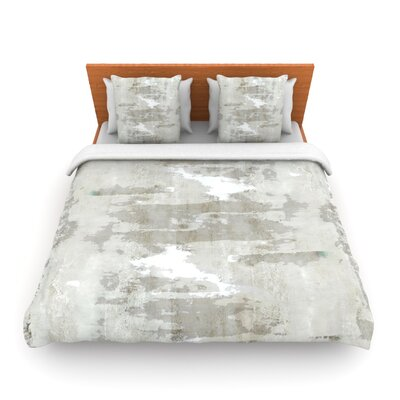 Effortless by CarolLynn Tice Woven Duvet Cover Size: Queen