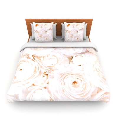 Blessed by Heidi Jennings Woven Duvet Cover Size: King/California King
