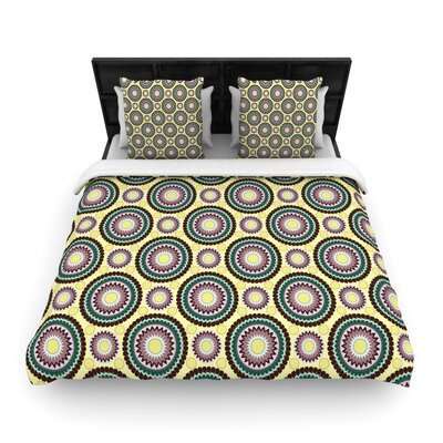 Patio Decor by Mydeas Featherweight Duvet Cover Size: Queen, Fabric: Woven Polyester