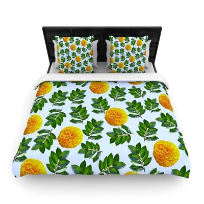 More Marigold by Sreetama Ray Featherweight Duvet Cover SR1025ADW01
