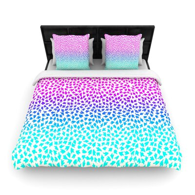 Ombre Arrows by Sreetama Ray Featherweight Duvet Cover SR1027ADW01