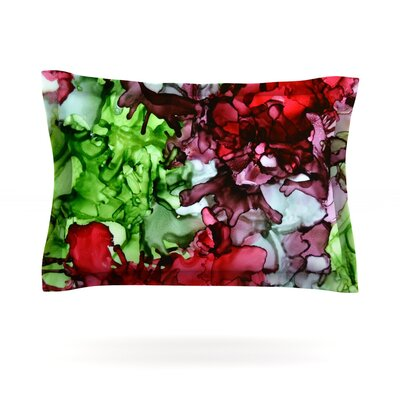 TMNT by Claire Day Featherweight Pillow Sham Size: King, Fabric: Cotton