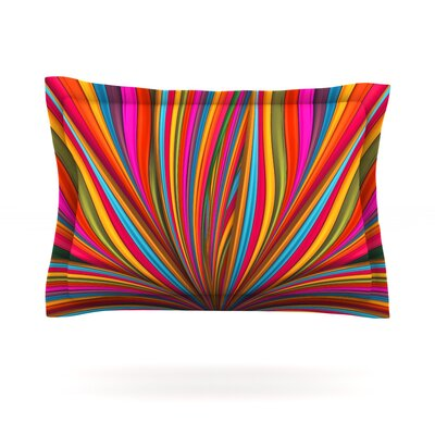 Believer by Danny Ivan Featherweight Pillow Sham Size: Queen, Fabric: Cotton