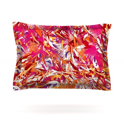 You by Danny Ivan Featherweight Pillow Sham Size: Queen, Fabric: Cotton