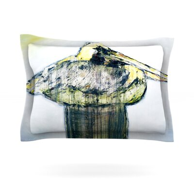 Oldtimer by Josh Serafin Featherweight Pillow Sham Size: King, Fabric: Cotton