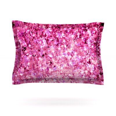 Romance Me by Ebi Emporium Featherweight Pillow Sham Size: Queen
