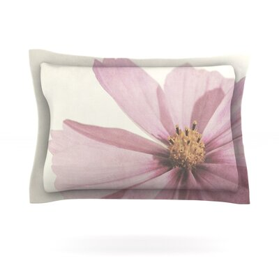 Ethereal by Iris Lehnhardt Featherweight Pillow Sham Size: King, Fabric: Cotton
