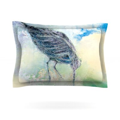 Feast by Josh Serafin Featherweight Pillow Sham Size: Queen, Fabric: Cotton