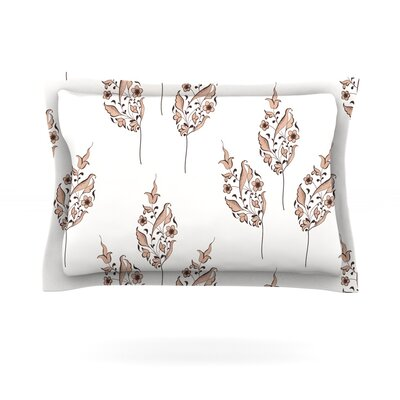 By Louise Featherweight Pillow Sham Size: Queen