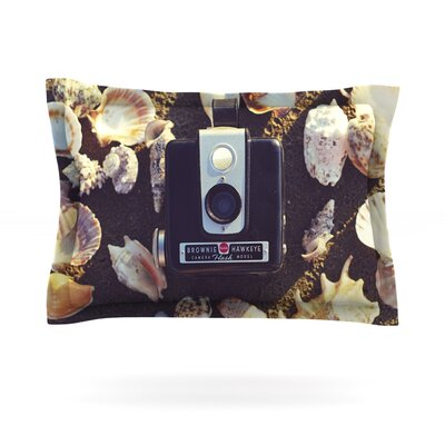 The Four Seasons: Summer by Libertad Leal Featherweight Pillow Sham Size: King, Fabric: Cotton