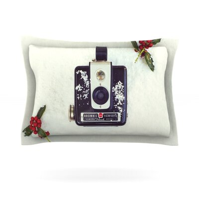 The Four Seasons: Winter by Libertad Leal Featherweight Pillow Sham Size: Queen, Fabric: Cotton