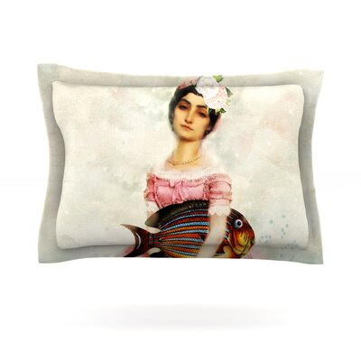 The Gardener by Suzanne Carter Featherweight Pillow Sham Size: Queen, Fabric: Cotton