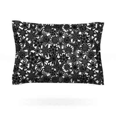 My Dreams by Julia Grifol Featherweight Pillow Sham Size: King, Fabric: Cotton