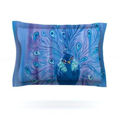 Little Master by Padgett Mason Featherweight Pillow Sham Size: Queen, Fabric: Cotton