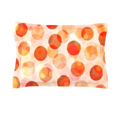 Shepherds Delight by Daisy Beatrice Featherweight Pillow Sham Size: King, Fabric: Cotton