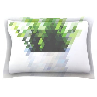 Plant by Danny Ivan Featherweight Pillow Sham Size: Queen, Fabric: Cotton