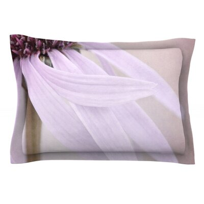 Windswept by Iris Lehnhardt Featherweight Pillow Sham Size: King, Fabric: Cotton