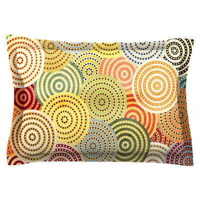 Matias Girl by Danny Ivan Featherweight Pillow Sham Size: King, Fabric: Cotton