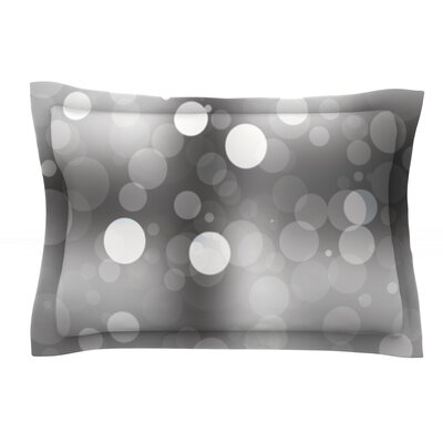 Spectral Featherweight Pillow Sham Size: Queen, Fabric: Cotton
