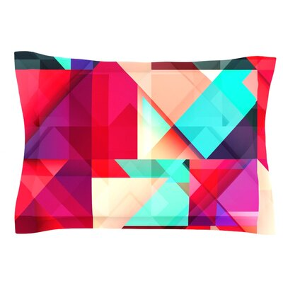 Still New by Danny Ivan Featherweight Pillow Sham Size: King, Fabric: Cotton
