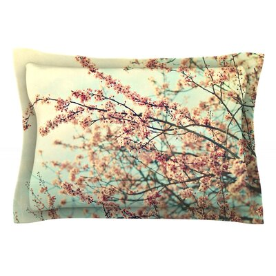 Take a Rest by Sylvia Cook Featherweight Pillow Sham Size: Queen, Fabric: Cotton