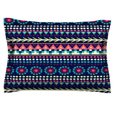 Aiyana by Nika Martinez Featherweight Pillow Sham Size: Queen, Fabric: Cotton