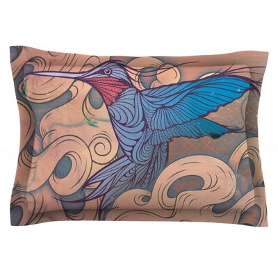 The Aerialist by Mat Miller Featherweight Pillow Sham Size: King, Fabric: Cotton