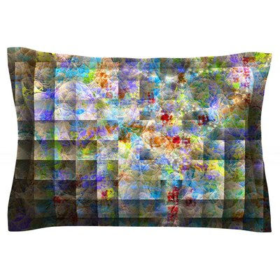 Yggdrasil by Michael Sussna Featherweight Pillow Sham Size: Queen, Fabric: Cotton