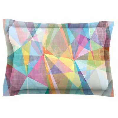 Graphic 32 by Mareike Boehmer Featherweight Pillow Sham Size: King, Fabric: Cotton