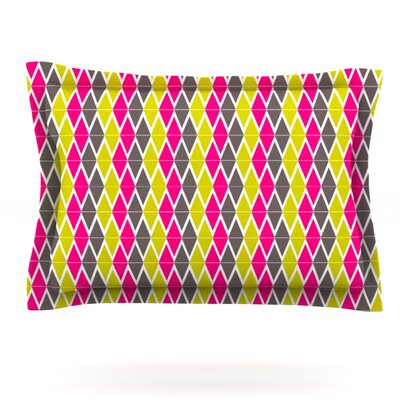 Bohemian by Nandita Singh Featherweight Pillow Sham Size: Queen, Fabric: Cotton