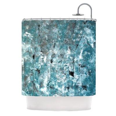 CarolLynn Tice Shuffling Shower Curtain